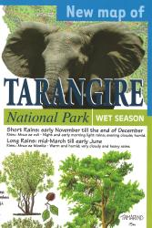 Tarangire National Park by GT Maps