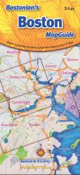 Boston, Massachusetts MapGuide by Opus Publishing