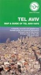 Tel Aviv Tourist Map & Guide by Mapping and Publishing