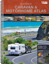 Australia Caravan and Motorhome Atlas by Hema Maps