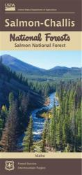 Salmon-Challis National Forest Map - Salmon Ranger District - Waterproof by United States Forest Service