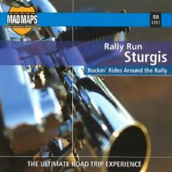 Rally Run Sturgis by MAD Maps