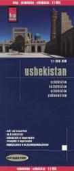 Uzbekistan by Reise Know-How Verlag