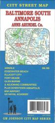 Baltimore South, Annapolis, and Anne Arundel County, Maryland by GM Johnson