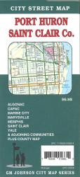 Port Huron and Saint Clair County, Michigan by GM Johnson