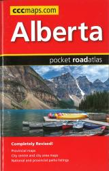 Alberta Pocket Road Atlas by Canadian Cartographics Corporation