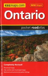 Ontario Pocket Road Atlas by Canadian Cartographics Corporation