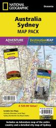 Australia & Sydney, Map Pack Bundle by National Geographic Maps