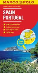 Spain and Portugal by Marco Polo Travel Publishing Ltd