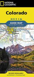 Colorado GuideMap by National Geographic Maps