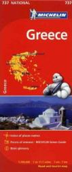 Greece (737) by Michelin Maps and Guides