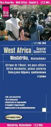 Africa, West, Coastal Countries by Reise Know-How Verlag