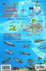 Chuuk Lagoon by Frankos Maps Ltd.