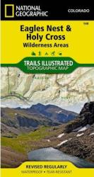 Holy Cross and Eagles Nest Wilderness, Map 149 by National Geographic Maps