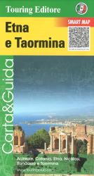 Etna and Taormina Smart Map by Touring Club Italiano