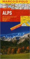 Alps by Marco Polo Travel Publishing Ltd