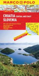 Croatia, Central and Coast and Slovenia by Marco Polo Travel Publishing Ltd