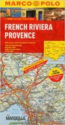French Riviera and Provence, France by Marco Polo Travel Publishing Ltd