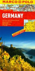 Germany by Marco Polo Travel Publishing Ltd
