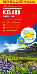 Iceland & Faroe Islands by Marco Polo Travel Publishing Ltd