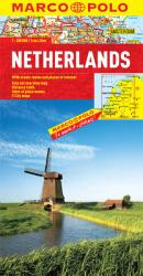 Netherlands by Marco Polo Travel Publishing Ltd