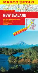 New Zealand by Marco Polo Travel Publishing Ltd