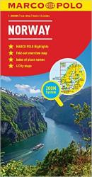 Norway by Marco Polo Travel Publishing Ltd