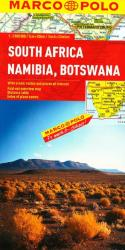 South Africa, Namibia and Botswana by Marco Polo Travel Publishing Ltd