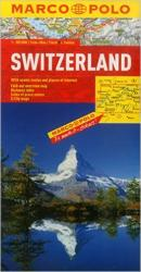 Switzerland by Marco Polo Travel Publishing Ltd