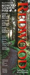Redwood National/State Parks, California Map and Guide by Rufus Graphics