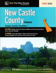 New Castle County, Delaware, Atlas by Kappa Map Group