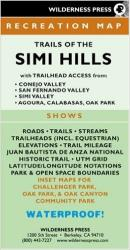 Simi Hills, California Trails by Wilderness Press