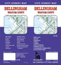 Bellingham and Whatcom County, Washington by GM Johnson