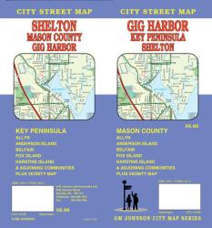 Gig Harbor, Key Peninsula and Shelton, Washington by GM Johnson