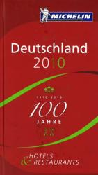 Germany, Red Guide by Michelin Maps and Guides
