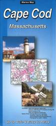 Cape Cod, Massachusetts by The Seeger Map Company Inc.