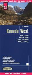 Canada, Western by Reise Know-How Verlag