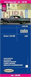 Cuba + Havana by Reise Know-How Verlag