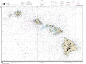 Hawai'ian Islands (19004-39) by NOAA