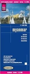 Myanmar by Reise Know-How Verlag