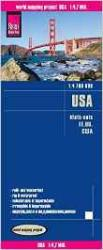 United States by Reise Know-How Verlag