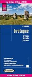 Brittany, France by Reise Know-How Verlag