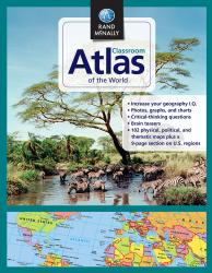 Classroom Atlas of the World by Rand McNally