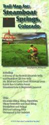 Steamboat Springs, CO, Trail Map by Adventure Maps