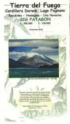 Tierra del Fuego (Spanish edition) by SIG Patagon