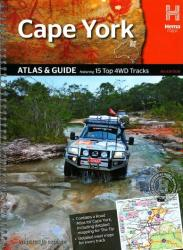 Cape York, Australia, Atlas and Guide by Hema Maps
