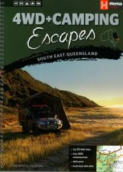 Queensland SE, 4wd and Camping Atlas by