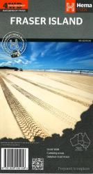 Fraser Island, Australia, 9th edition by Hema Maps