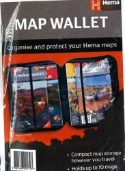 Map Wallet, Canvas by Hema Maps