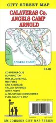 Calaveras County, Angels Camp and Arnold, California by GM Johnson